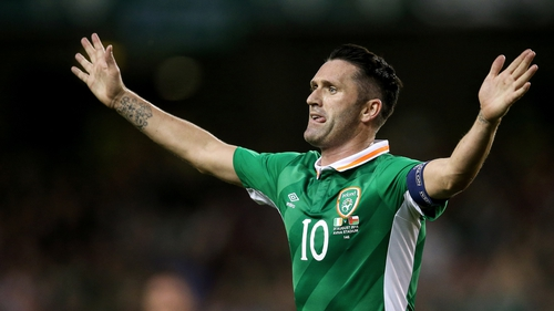 Ireland's all-time record goalscorer and appearance holder will skipper the side