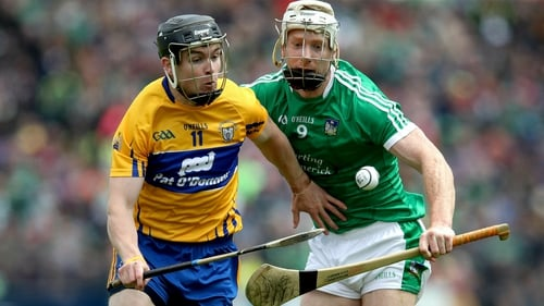 Clare's Tony Kelly and Cian Lynch of Limerick will be key men for their teams on Sunday