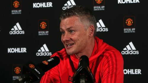 Strange' if I'm not at Man United next season, says Solskjaer