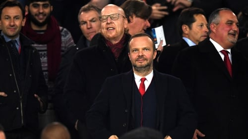 """Ed Woodward: """"It is the overwhelming priority of everyone at the club to get us back to regularly challenging for Premier League and Champions League titles."""""""