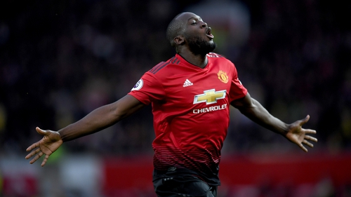 Romelu Lukaku to miss Manchester United's FA Cup tie with Wolves