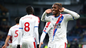 Crystal Palace enjoyed one of their performances of the season