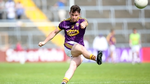 Ben Brosnan struck 0-02 in Wexford's win over Wicklow in Aughrim