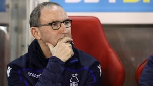 Martin O'Neill took the reins at Nottingham Forest at the end of January
