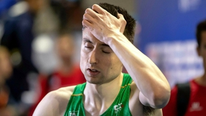 Disappointment for Mark English on Leeside