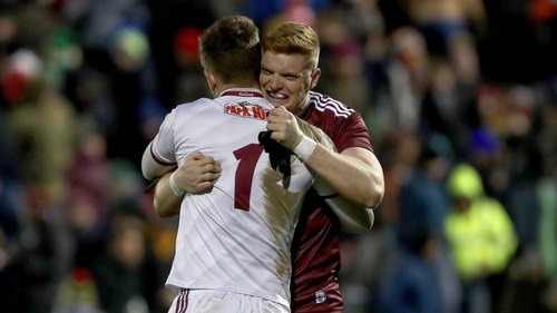 Galway squeezed through with a narrow win over Mayo