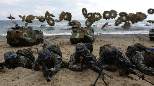 Foal Eagle is the biggest of the regular joint exercises held by the allies