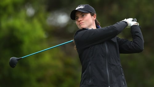 Leona Maguire secured her first pro-win in California last week