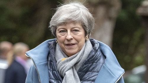 Brexit crunch looms for PM May as European Union talks stall