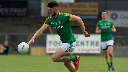 Ben Brennan shone, hitting four points, as promotion chasing Meath pipped Kildare in Navan
