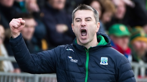 Fermanagh manager Rory Gallagher is close to taking his team into the top tier