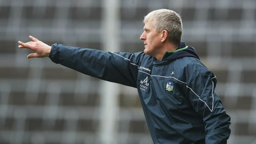 Limerick's John Kiely was unhappy with some of the decisions