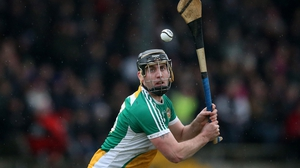 Shane Dooley was to the fore as Offaly claimed a heartening win over Carlow in dreadful conditions