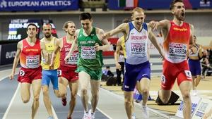 Mark English won bronze in Glasgow
