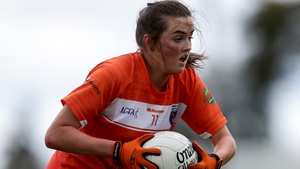 Aimee Mackin has been amongst the goals for Armagh