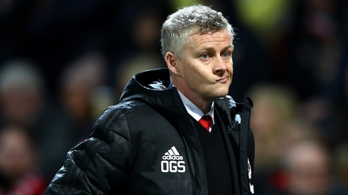 United have suffered consecutive defeats for the first time Solskjaer