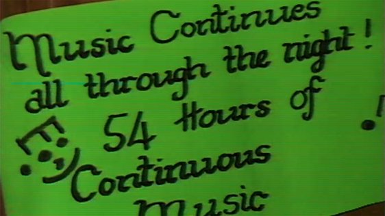 Cork Music Marathon (1989)