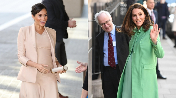 Both the Duchesses have been watched closely for their pregnancy fashion choices.