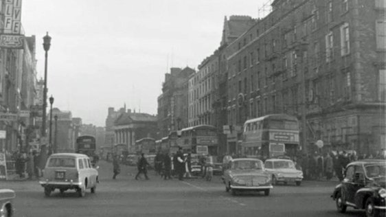 One Way Streets in Dublin (1964)