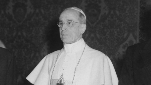 Pope Pius XII has been accused of turning a blind eye to the Holocaust during WWII by not speaking out forcefully