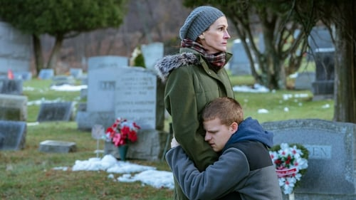 Lucas Hedges captures the unremitting cruelty of addiction, while Julia Roberts is just as powerful as the perturbed and vulnerable mother