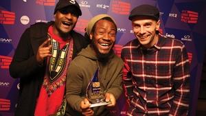 2016 RTÉ Choice Music Prize winners Rusangano Family