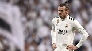 Gareth Bale  flew to England earlier this week fuelling more speculation that he could leave in January.
