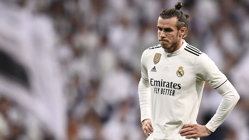 Gareth Bale has fallen out of favour at Real Madrid