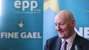 Mark Durkan will join former tánaiste and minister for justice Frances Fitzgerald on the Fine Gael ticket