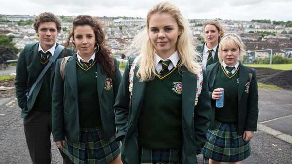 """""""Derry Girls can be characterised less as quality TV and more as good television"""""""