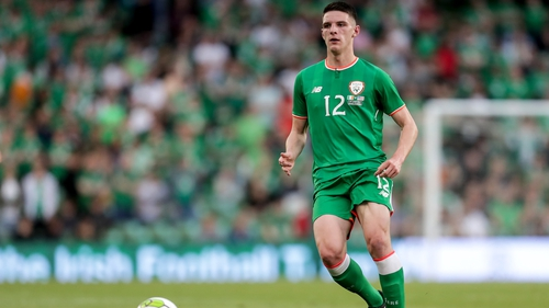 Declan Rice's Transfer To England Approved By FIFA