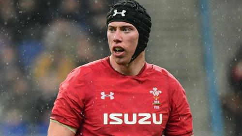Adam Beard is in danger of missing Wales' World Cup opener