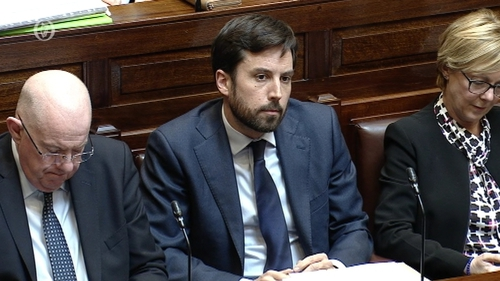 Eoghan Murphy's housing department 'has been advised that no further approvals should issue for now'