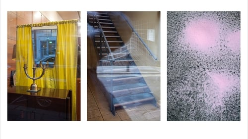 Photographer Miriam O'Connor has photographed the places where the Project's Off Site programme was presented