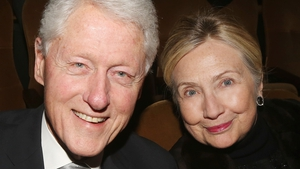 "A spokesperson for the Clintons told RTÉ News that the claims are ""baseless and patently false"""