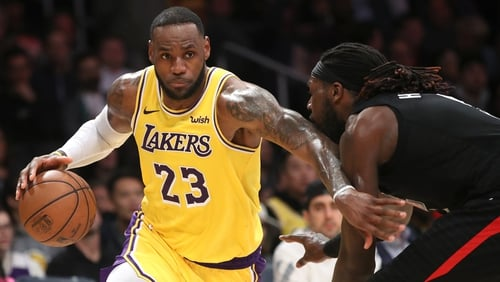 Lakers to Put LeBron James on Minutes Restriction