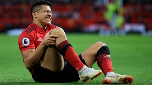 Sanchez has been sidelined for the last six weeks
