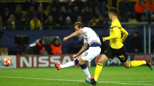 Harry Kane fores Spurs in front