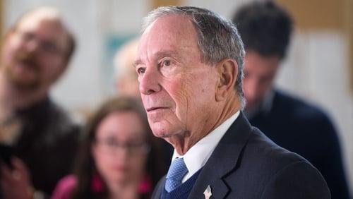 Michael Bloomberg ag ullamhú do Rás Uachtaránachta Mheiriceá