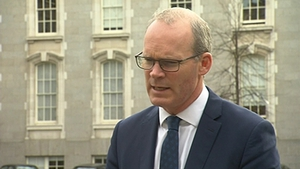 Simon Coveney said Ireland has always been clear that border infrastructure must be avoided