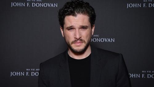 Kit Harington plays Jon Snow on the series