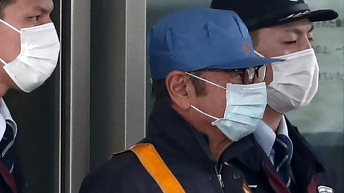 Carlos Ghosn, the former titan of the global auto industry was released from the Tokyo Detention House today