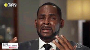 R Kelly tearfully defends himself in new interview