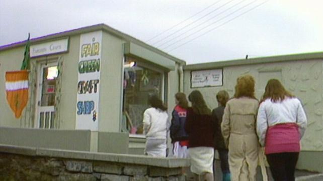 Fair Green Craft Shop, Galway (1984)