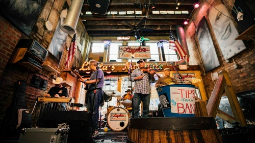 Nashville is as celebrated for its food as it is for its music.