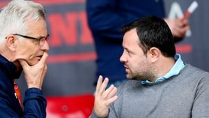 Ruud Dokter (L) said Andy Reid (R) brings 'a wealth of experience' to the job