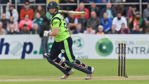 William Porterfield is Ireland's ODI and T20 captain