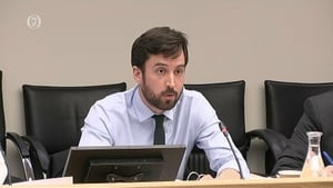 Eoghan Murphy was speaking at a meeting of the Oireachtas Committee on Housing today