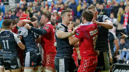 The proposed merger of Scarlets and Ospreys is being shelved