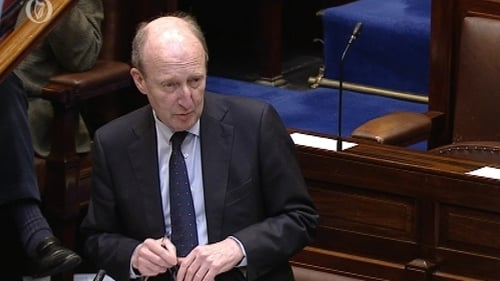 Shane Ross said he got caught up in the heat of the debate